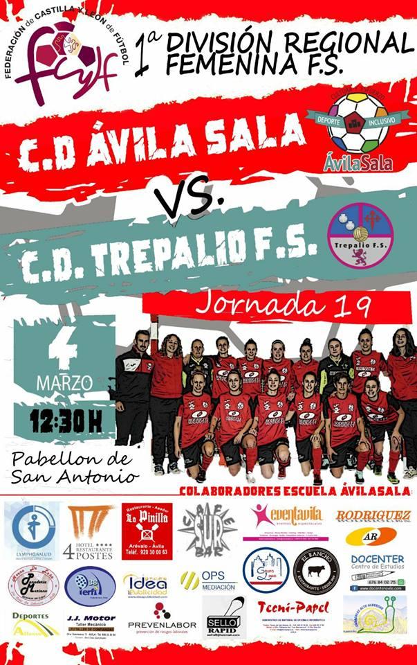 C.D. AVILASALA vs C.D. TREPALIO F.S.