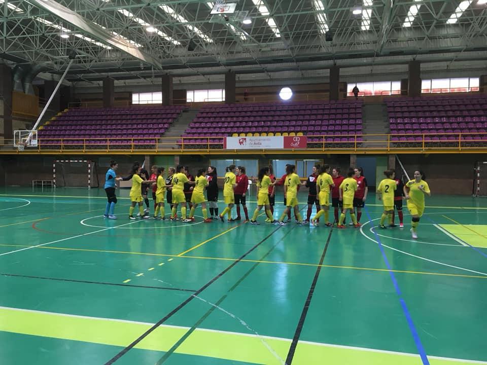 C.D.AvilaSala 2-1 C.D.San Roque